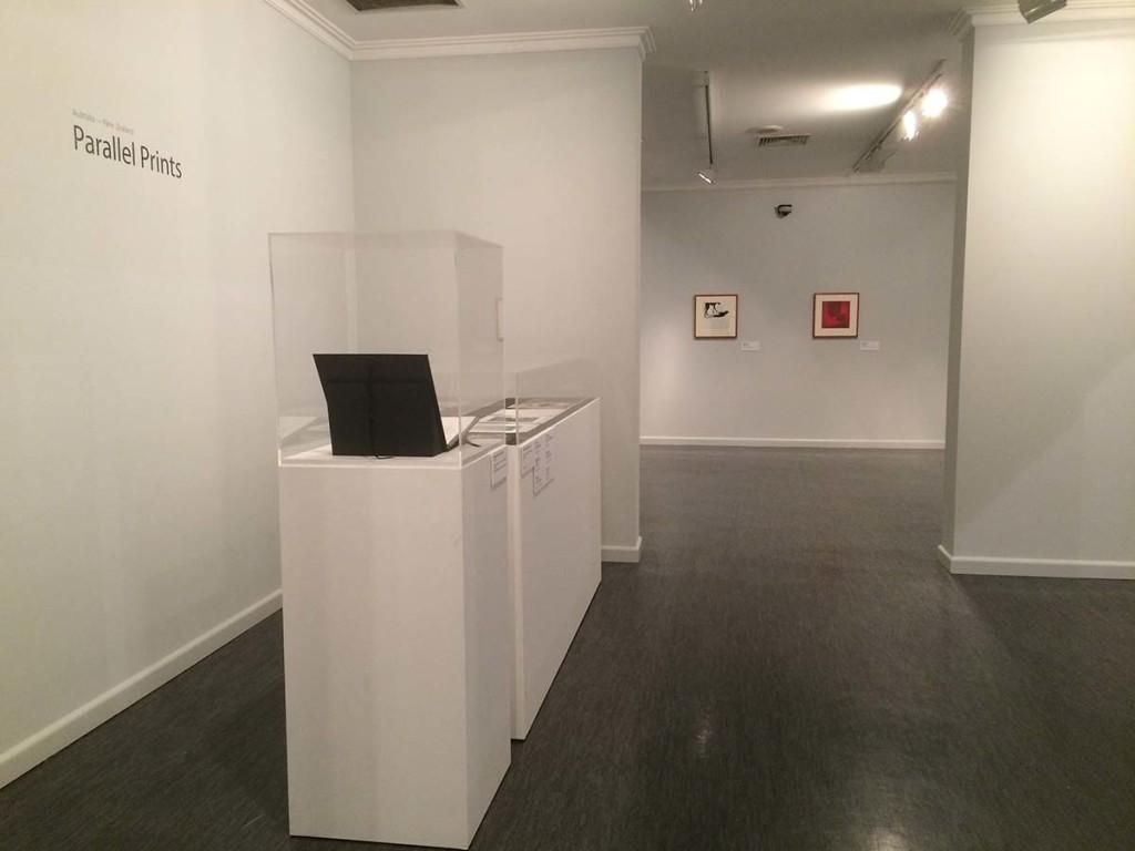 Parallel Prints Art Gallery of Ballarat
